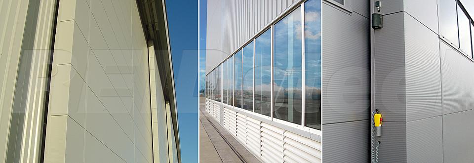 REIDsteel Hangar Doors