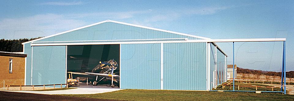 REIDsteel Small Doors - Island Aeroplanes