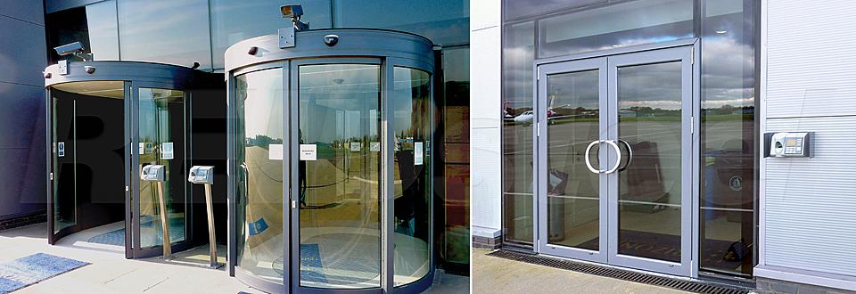 REIDsteel Vehicle & Personnel Doors