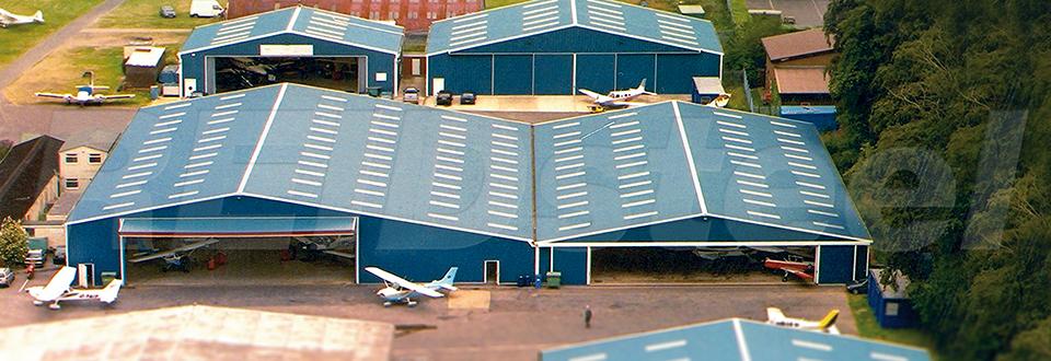 REIDsteel Doors Case Study - British Airways Flying Club 2